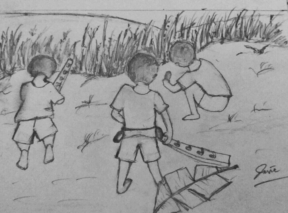 Mainan Anak Perang Antonius Sutedjo